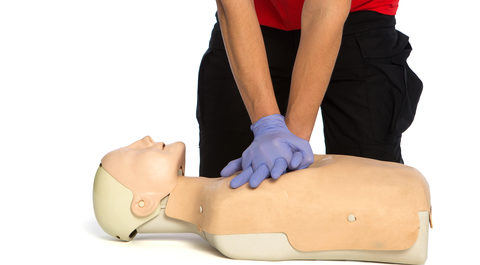 First Aid at Work Annual Refresher Training Course - Angel Training, Kent