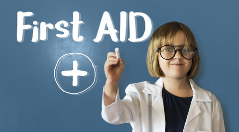 Paediatric Emergency First Aid (6 hour) Training Course - Angel Training, Kent
