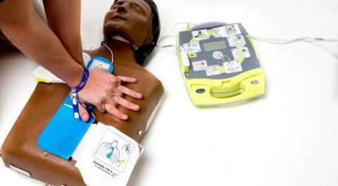 Cardiac Arrest: Restart a heart Training Course - Angel Training, Kent